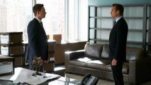 Suits: S07E01