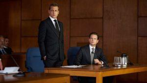 Suits: S05E12